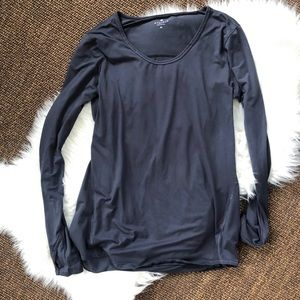 Athleta Long Sleeve Top | Size M